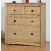 Home & Haus Balder 4 Drawer Chest of Drawers