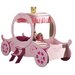 Home & Haus Fairytale Carriage Car Bed