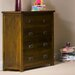 Home & Haus 4 Drawer Chest of Drawers