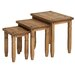 Home & Haus Classic Corona 3 Piece Nest of Tables