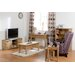 Home & Haus Panama Wide 110cm Standard Bookcase