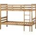 Home & Haus Panama European Single Bunk Bed