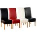 Home & Haus Solid Wood Dining Chair Set