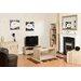 Home & Haus Penfold 2 Door 2 Drawer Combi Chest