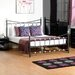 Home & Haus Rosabil Double Bed Frame