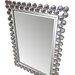 Crown Home Décor Modern Rectangle Wall Mirror