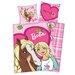 Herding Heimtextil Bettwäsche-Set Barbie