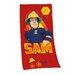 Herding Heimtextil Badetuch Feuerwehrmann Sam