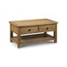 All Home Oliver Coffee Table with Magazine Rack