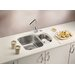 Alveus Alveus Duo 70  56 cm x 44 cm Kitchen Sink