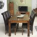 Heritage Furniture Dining Table and 6 Chairs