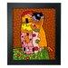 Goebel Gerahmtes Wandbild Hugs and Kisses von Markus Göpfert - 49 x 42 cm
