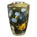 Goebel Vase Blaue Hortensien