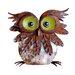 Adobe Buffy Owl Statue