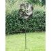 Ascalon Fan Wind Spinner Ornamental Garden Stake
