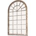Ascalon Arch Window Mirror