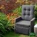 Byron Manor Milborne Reclining Chair with Cushions