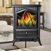 Homcom Electric Fireplace