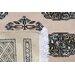 Parwis Handgeknüpfter Teppich Pakistan Omara Royal in Creme
