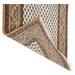 Parwis Handgeknüpfter Teppich Indo Mir Ghalip in Creme