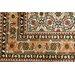 Parwis Handgeknüpfter Teppich Matura Bidjar in Creme