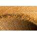 Parwis Handgefertigter Teppich Gabbeh Supreme in Gold