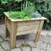 Forest Garden Rectangular Raised Garden