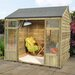 Forest Garden 8 x 6 Summerhouse