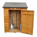Forest Garden 4 x 2 Wooden Lean-To Shed