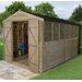 Forest Garden 8 x 12 Wooden Storage Shed