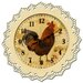 Carrick Design Farmyard 32cm Wall Clock
