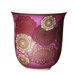 Images D'Orient UK 90ml Porcelain Coffee Cup in Parme