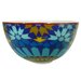 Images D'Orient UK 6.8cm Porcelain Bowl in Blue