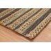 Oriental Weavers Handgewebter Teppich Crestwood in Grau/ Natur