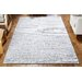 Oriental Weavers Handgewebter Teppich Conran in Silber