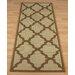 Oriental Weavers Teppich Trellis Flatweave in Beige