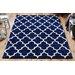 Oriental Weavers Handgetufteter Teppich Arabesque in Blau