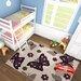 Kayoom Funky Beige Children's Area Rug