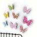 Cuadros Lifestyle Butterflies Wall Décor