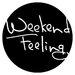 Cuadros Lifestyle Weekend Feeling Wall Tattoo