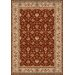 Devos Caby Isphahan Red Area Rug