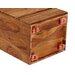 Bel Étage Rollcontainer mit 3 Schubladen
