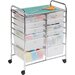 HoneyCanDo 12 Drawer Utility Cart