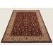 Flora Carpets Deamon Bordo/Light Beige Area Rug