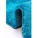 Flora Carpets Moon Turquoise Area Rug