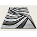 Flora Carpets Isilti Optik/Grey Area Rug
