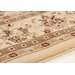 Flora Carpets Deamon Beige/Light Beige Area Rug