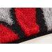 Flora Carpets Isilti Red/Grey Area Rug