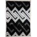 Flora Carpets Isilti Black/Optik Area Rug