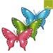 Greenware 3 Piece Butterfly Wall Decor Set